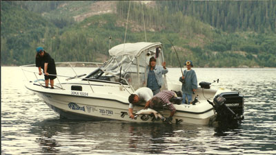 sportsman fishing adventures ltd british columbia canada nootka sound